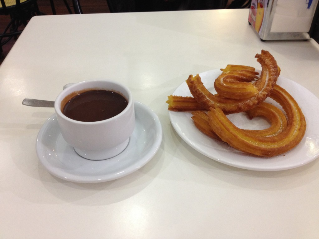 Photo of Chocolate con Churros – La Churreria Santander