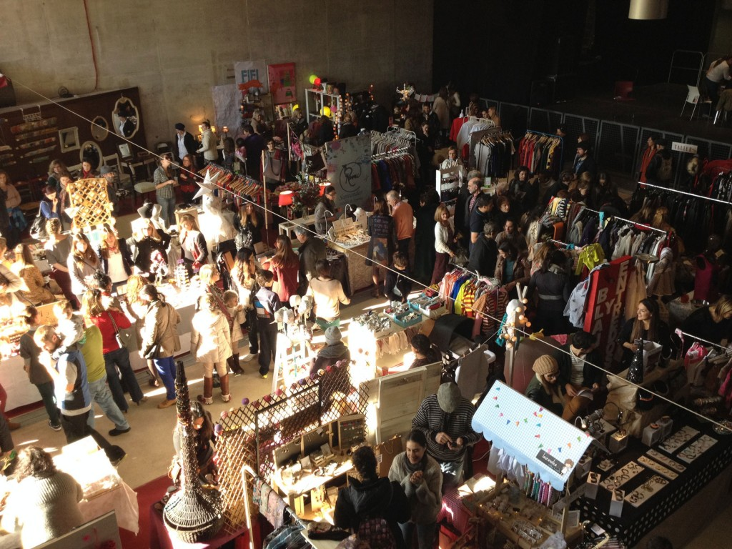 Photo of Domingo de Market – Market Escenario Santander