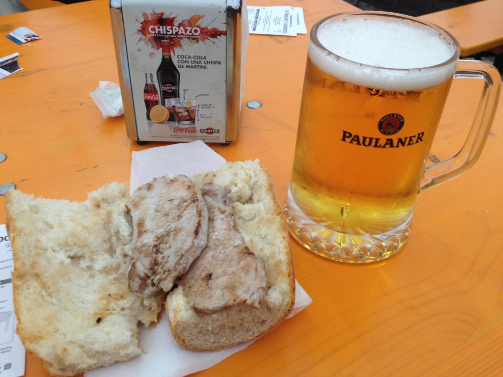 Photo of De Feria – Feria de La Cerveza Solidaria Santander