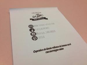 Demostracion Cupcakes La Tila Santander