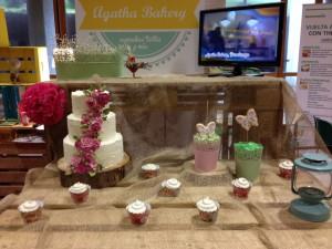 Tarta y Cupcakes Agatha Bakery