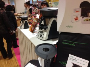 Stand Thermomix