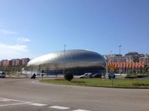 Palacio de Deportes Santander