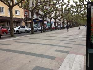 Avenida de España Torrelavega