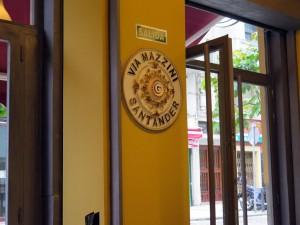 Via Mazzini 43 Santander