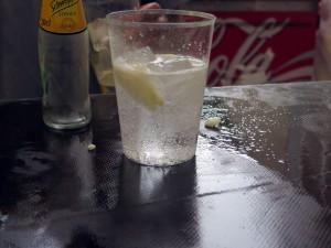 Gintonics Limones Solidarios