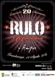Rulo y La Contrabanda 20 años