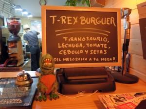 Frida Trex Burguer