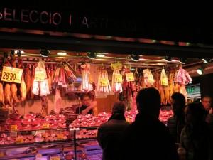 Cocina de mercado - La Boqueria - Barcelona