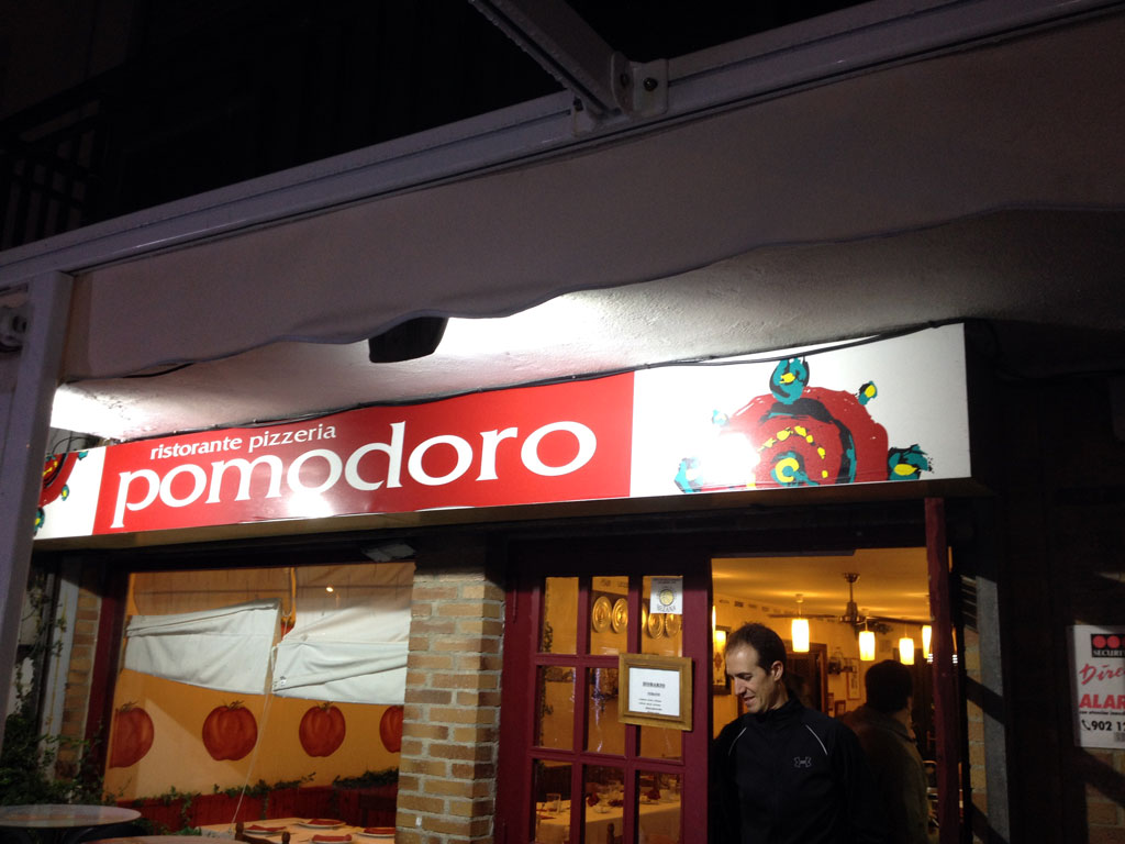 Photo of Un rinconcito de Italia – Restaurante Pomodoro – Bezana