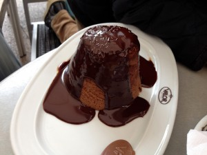 Volcan de Chocolate Valor