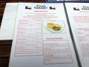 Texas Embassy Laredo Carta