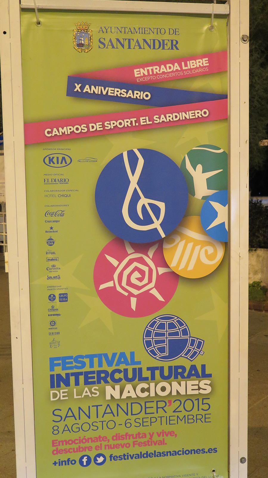 Festival de las Naciones Santander