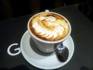 Gómez Fusión Latte Art