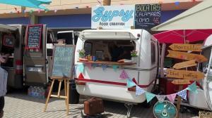 Gypsy Food Caravan