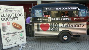 feltman´s hot dog gourmet Foodruck