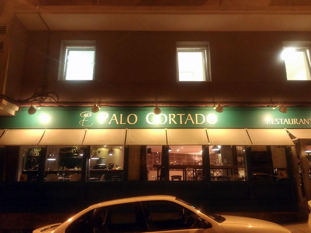 Restaurante Palo Cortado Santander