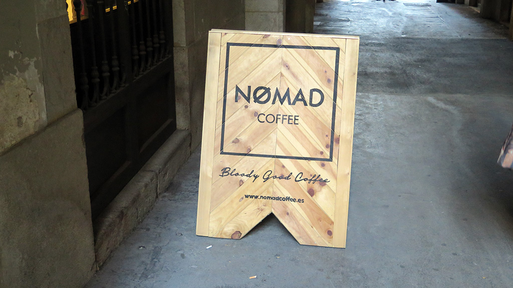 Photo of El Café de la Semana – Nomad Café Barcelona