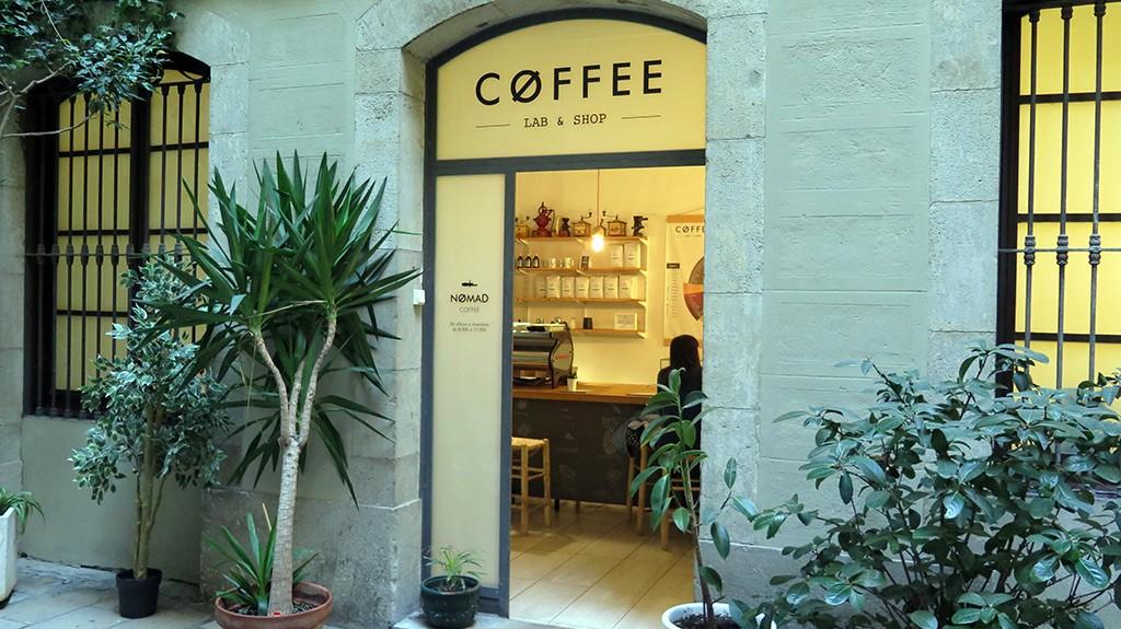 Nomad Café Barcelona