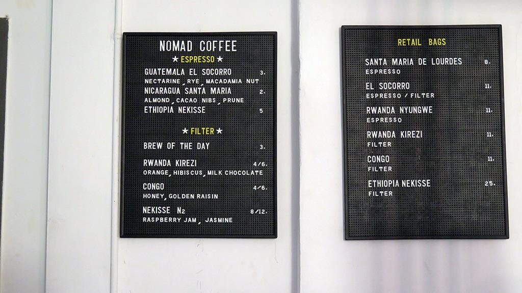 Nomad Café