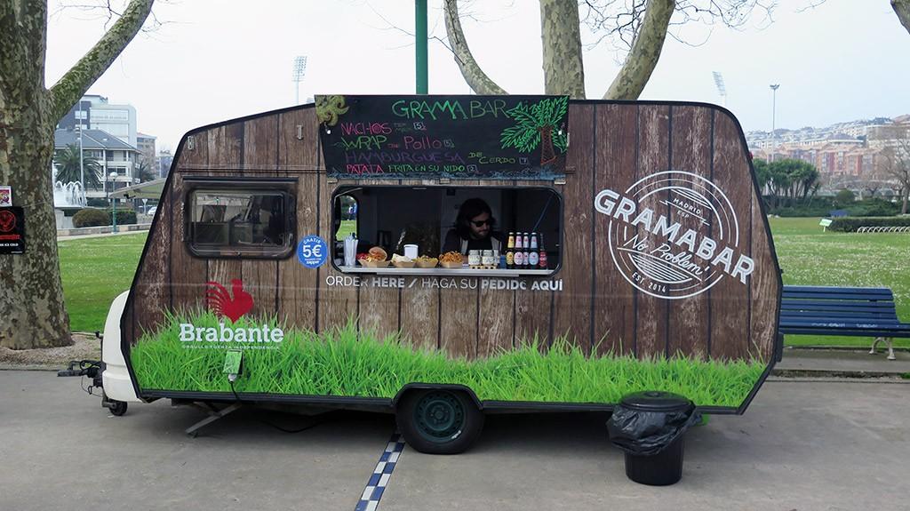 Gramabar Foodtruck