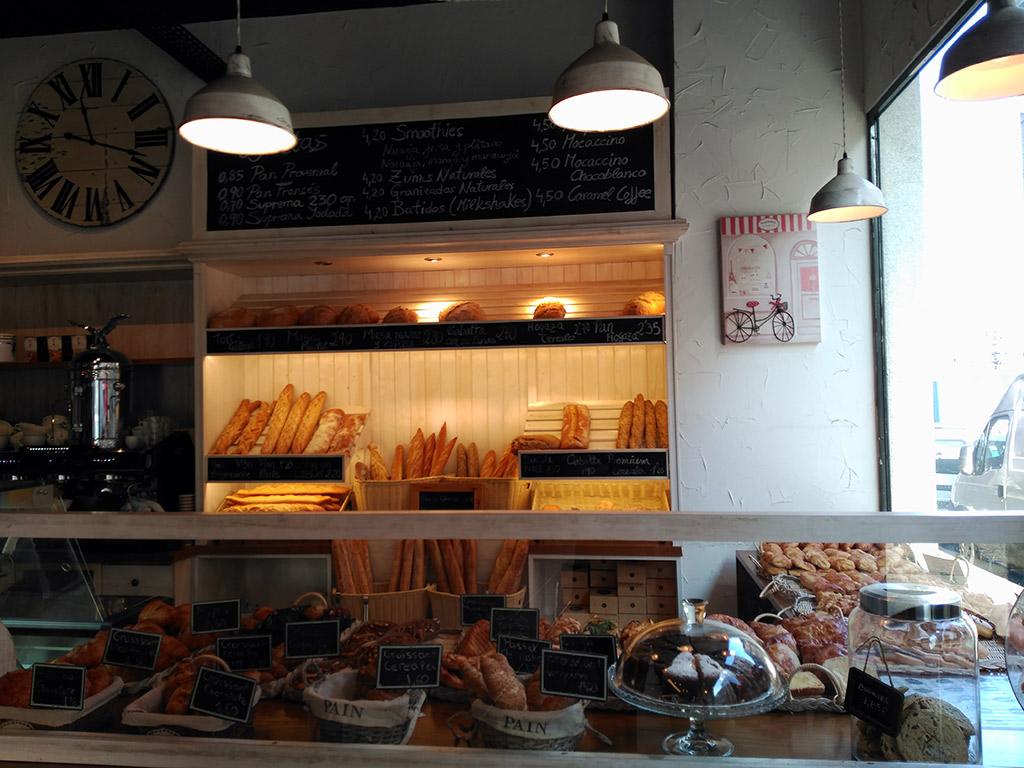 La Rollerie - Panaderia