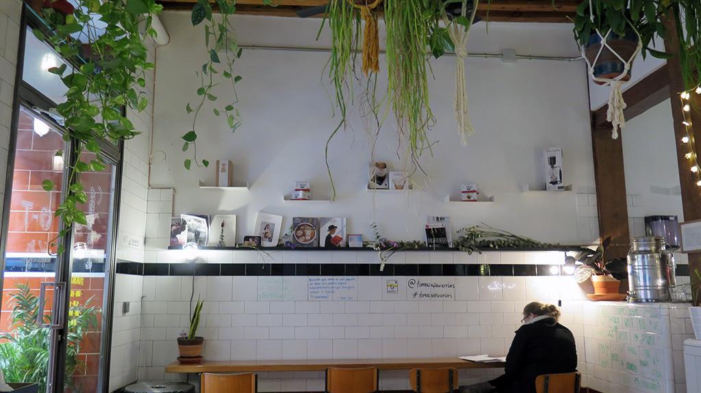 Tomacafé Interior
