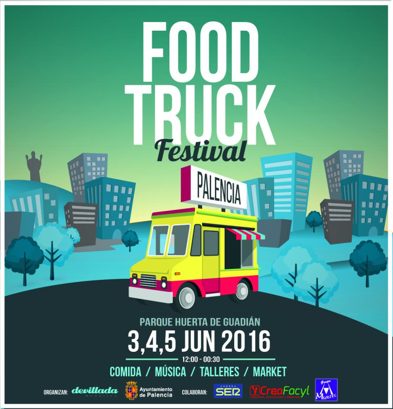 Photo of Food Truck Festival Palencia