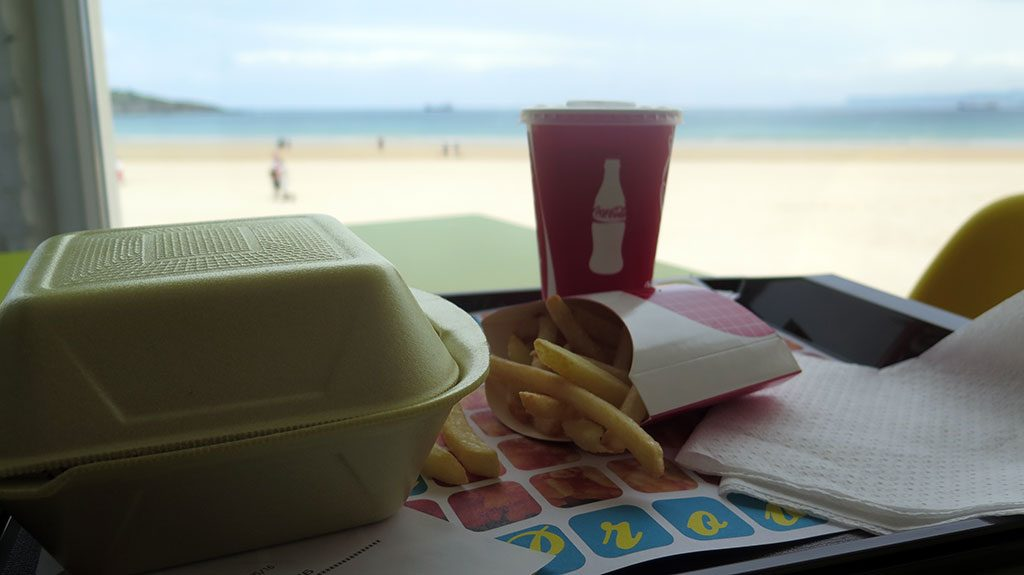 Menú Foodies Santander