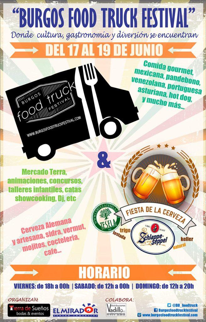 Burgos Foodtruck Festival