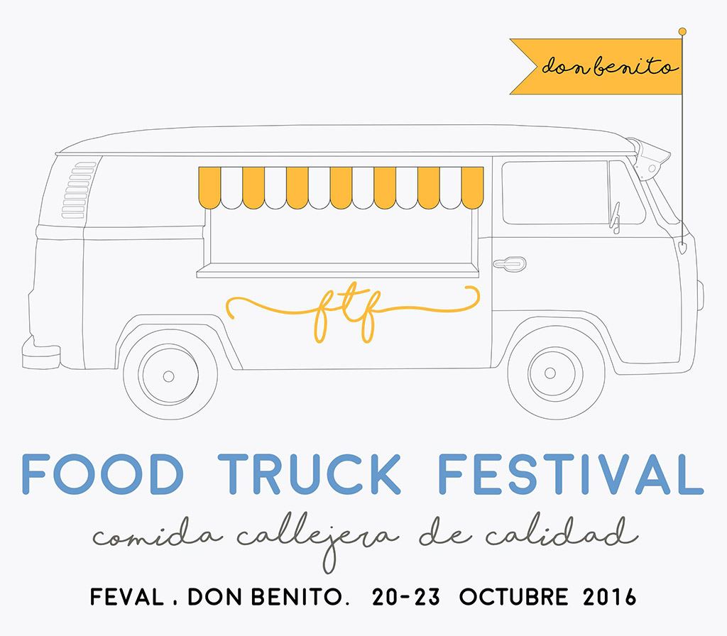 Don Benito FoodTruck Festival