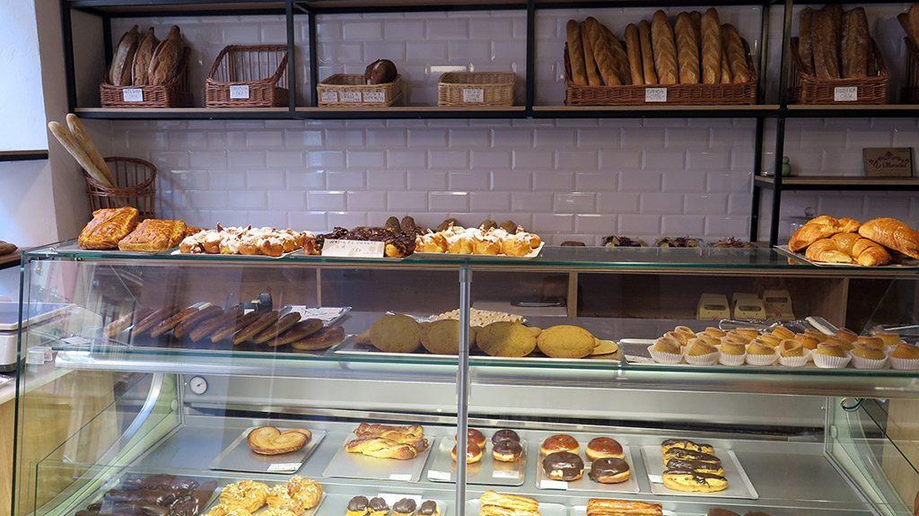 La Marcelina Santander Cafetería