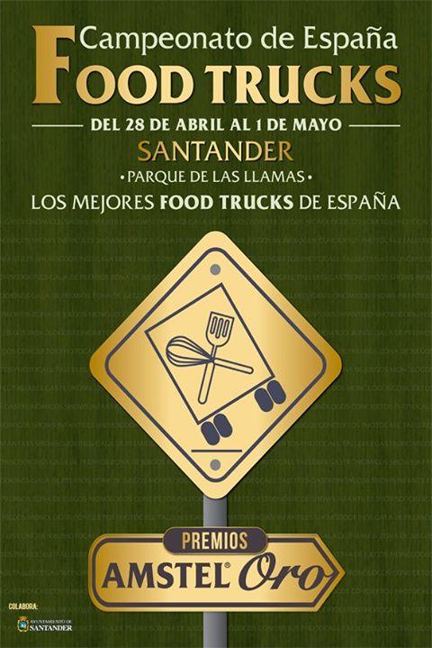 Campeonato de España Food Trucks Santander