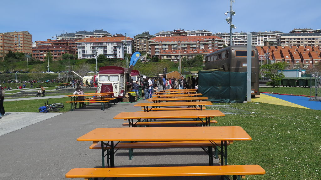 Photo of Segundo Campeonato de España de Foodtrucks – Santander