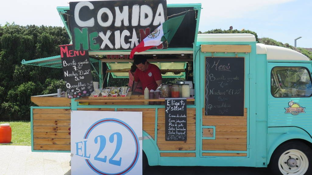 El 22 Foodtruck