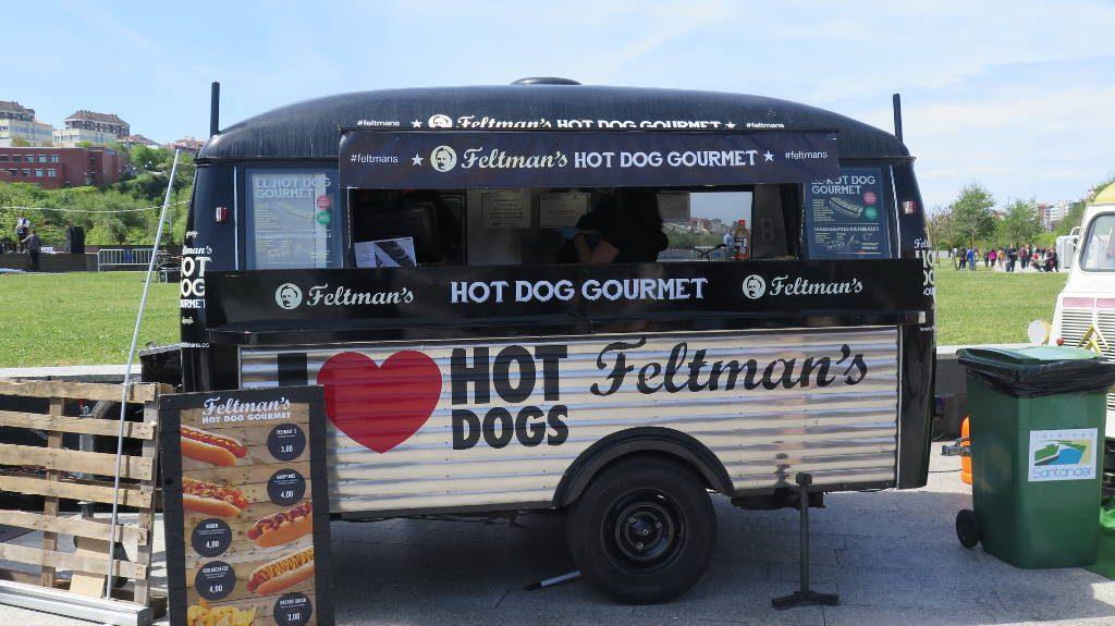 Feltmans Hotdog