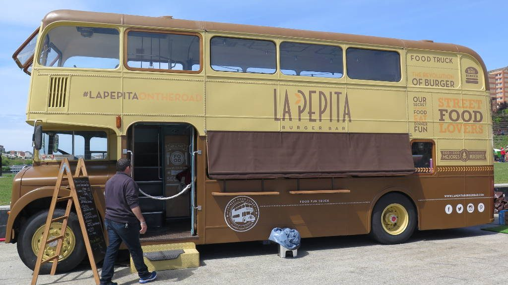 La Pepita Burger Foodtruck
