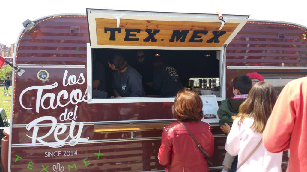 Los Tacos del Rey - Foodtruck