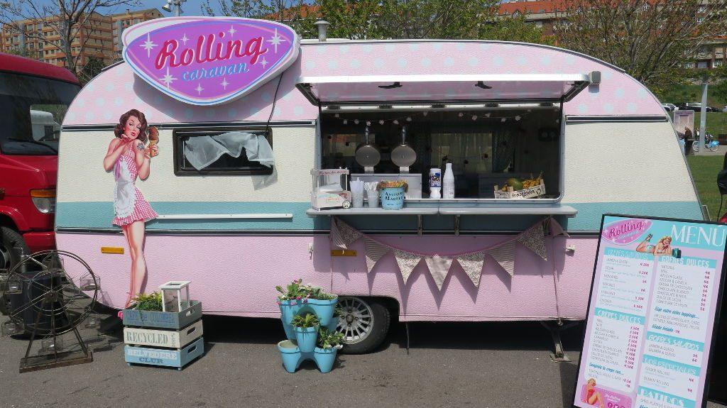 Rolling Caravan Foodtruck