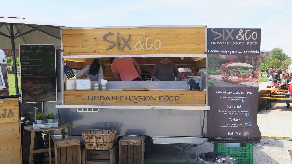 Six&Co Foodtruck