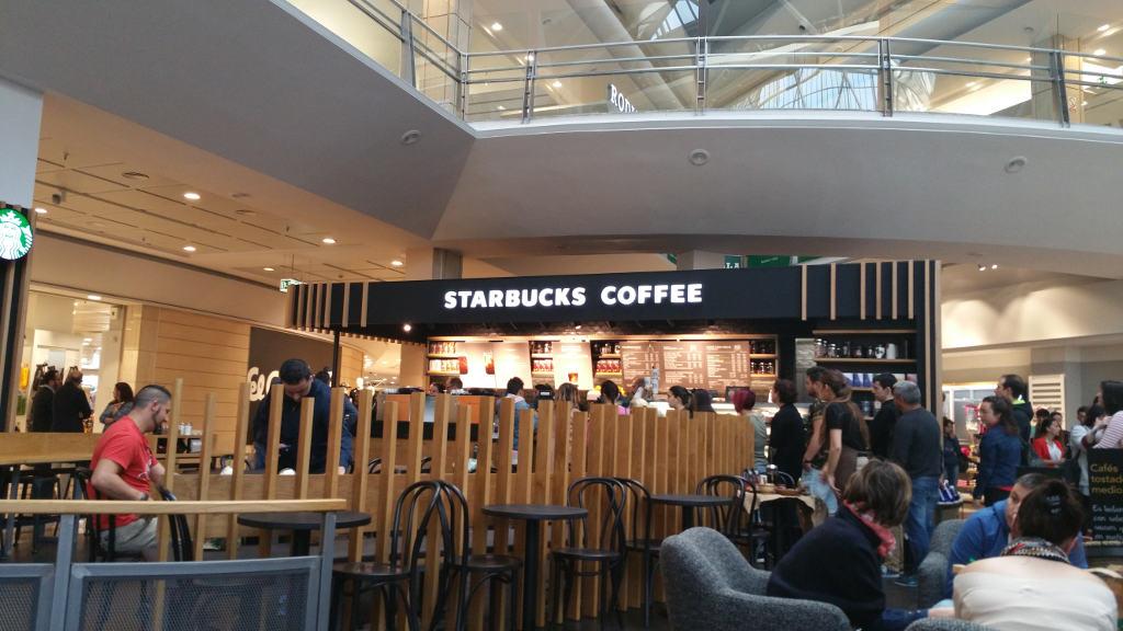 Photo of Inauguración Starbucks en Santander