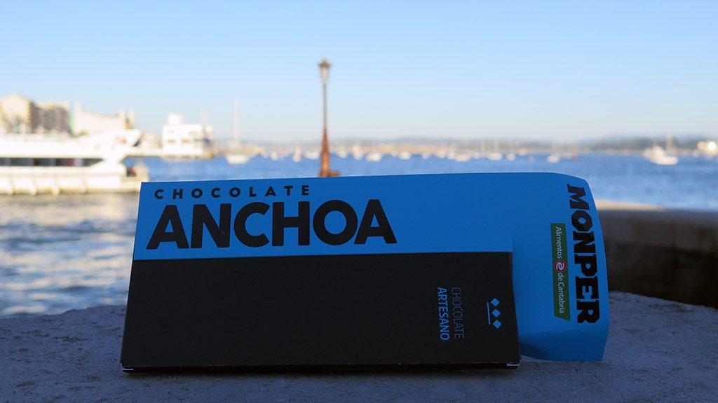 Chocolate de Anchoas - Monper Chocolate