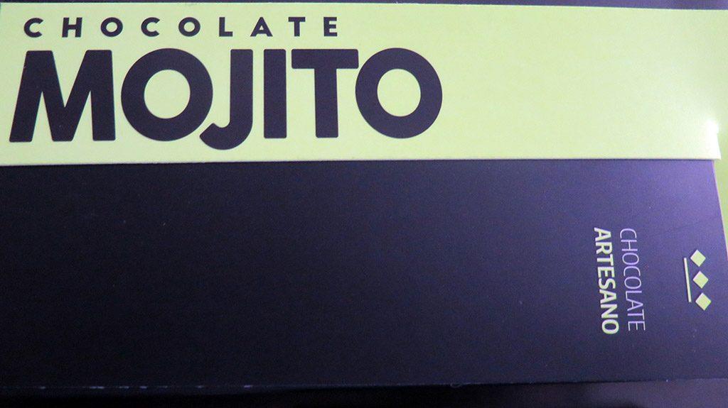 Chocolate de Mojito - Monper Chocolate