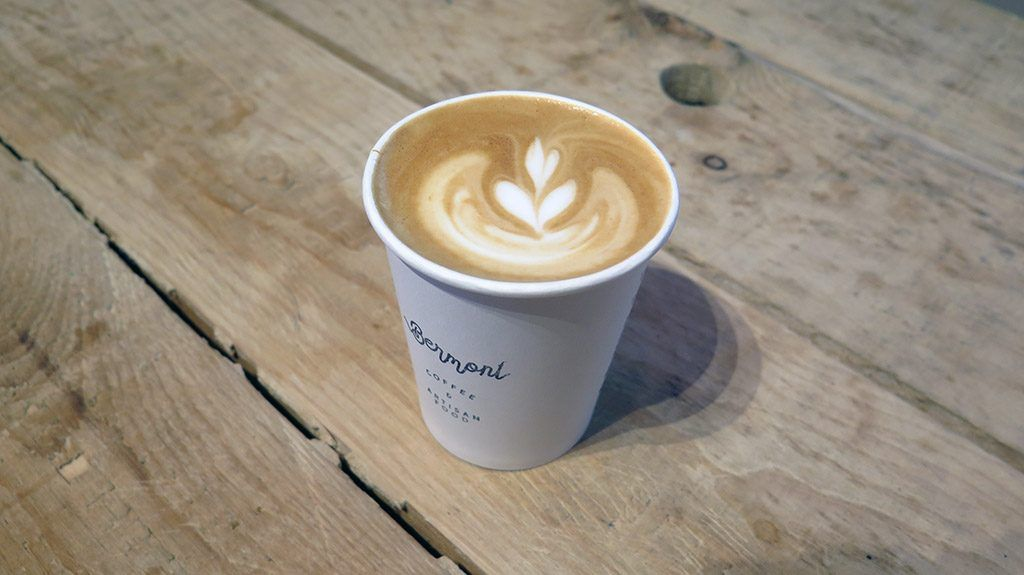 Bermont Coffee Capuccino