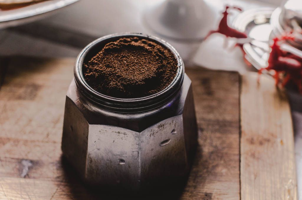 No uses cápsulas de café