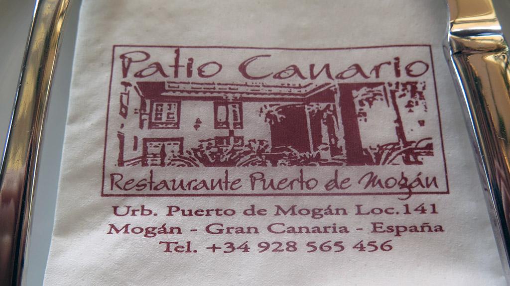 El mejor arroz negro en Gran Canaria
