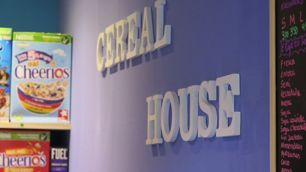 Photo of Locos por los cereales – Cereal House Santander