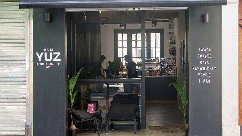Yuz Bar Santander - Zumos Naturales en Santander