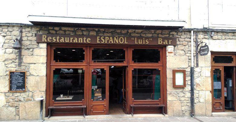 Menú del Día - Restaurante Español Selaya