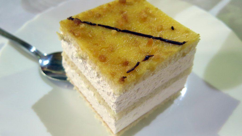 Tarta - Menú del Día - Resturante Español Selaya